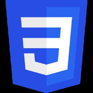 Logo de CSS3